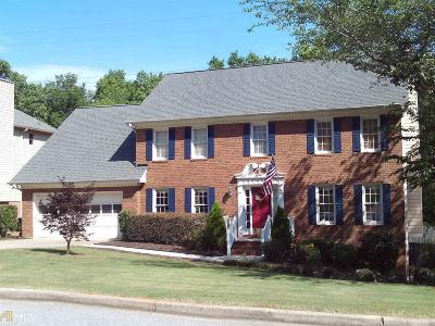 Stone Mountain Single Family Home For Sale: 5003 Oak Leaf Ter #14
