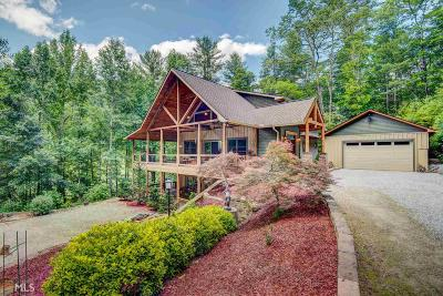 Rabun County Single Family Home For Sale: 1933 Worley Creek