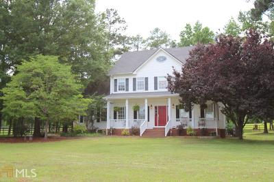 Fayette County Single Family Home For Sale: 145 Hardy Rd