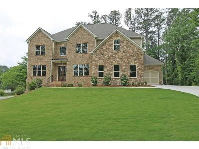 Marietta, Roswell Single Family Home Lease/Purchase: 2818 Sewell Mill Rd