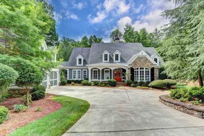Dahlonega Single Family Home For Sale: 161 Gold Rush Run