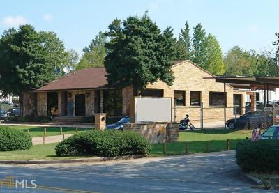 Roswell Commercial Lease For Lease: 10775 Houze Rd