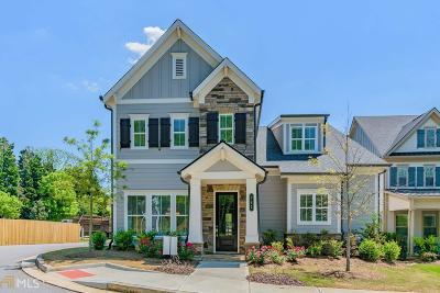 Marietta Single Family Home For Sale: 741 Marietta Walk #18