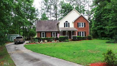 Fayette County Single Family Home For Sale: 290 Mercedes Trl