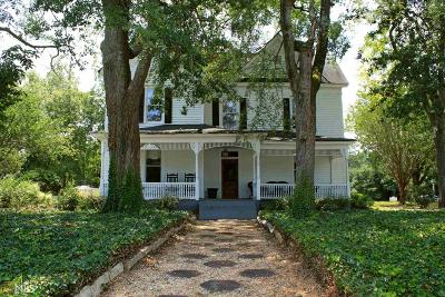 Monroe, Social Circle, Loganville Single Family Home For Sale: 1994 New Hope Church Rd