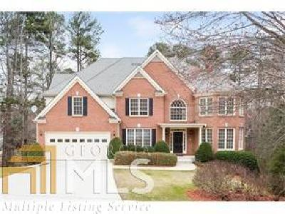 Lilburn Single Family Home Under Contract: 4368 Sleepy Hollow Cv