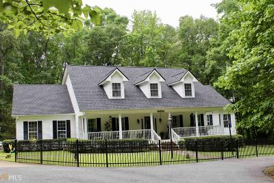Social Circle GA Single Family Home For Sale: $375,000