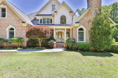 Loganville Single Family Home For Sale: 5778 Kent Rock