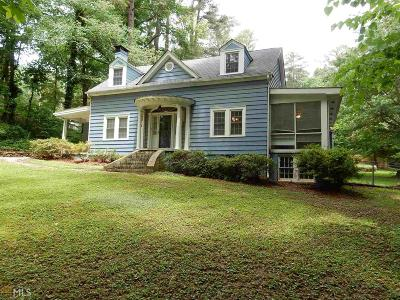 College Park Single Family Home For Sale: 2273 Rugby Ave