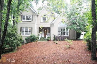Milton Single Family Home For Sale: 2010 Henderson Heights Trl