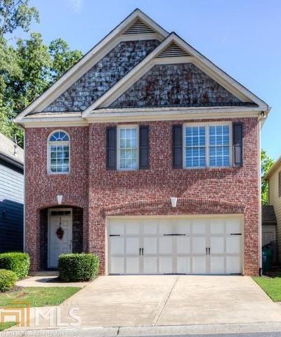 Milton Single Family Home For Sale: 2512 Highglen Ct
