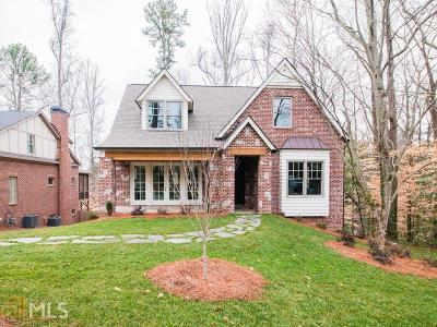 Decatur Single Family Home For Sale: 1740 Coventry Pl