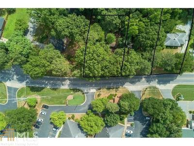 Tucker Residential Lots & Land Under Contract: 1365 Montreal Rd