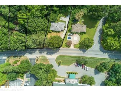 Tucker Residential Lots & Land Under Contract: 1303 Montreal Rd