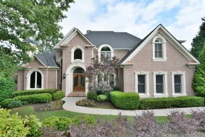Alpharetta, Duluth, Johns Creek, Suwanee Single Family Home For Sale: 8195 Royal Troon Dr