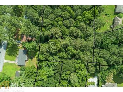 Tucker Residential Lots & Land Under Contract: 1359 Montreal Rd