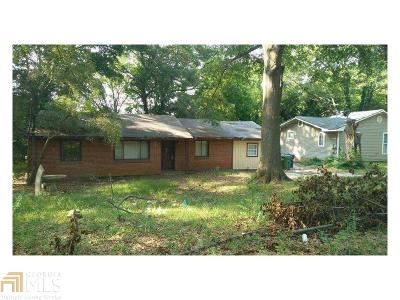 Fulton County Single Family Home For Sale: 1135 Regis Rd