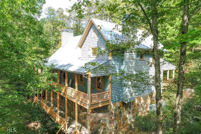 Clarkesville Single Family Home For Sale: 115 Water Falls Way