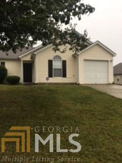 Clayton County Single Family Home For Sale: 411 Bald Eagle