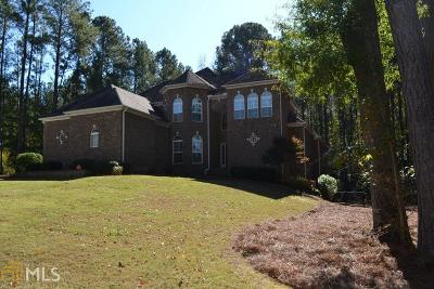 Fayetteville Single Family Home For Sale: 110 Hayden Ct