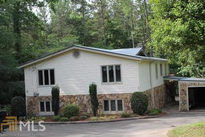 Elbert County, Franklin County, Hart County Single Family Home For Sale: 450 Riverbend Rd
