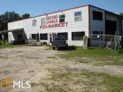 Commercial For Sale: 2829 Burtons Ferry Hwy