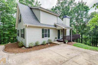 Single Family Home For Sale: 4411 Flat Creek Dr