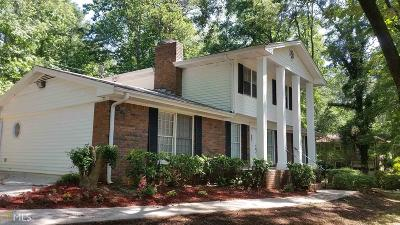 Lithonia Single Family Home For Sale: 4242 Panola Rd