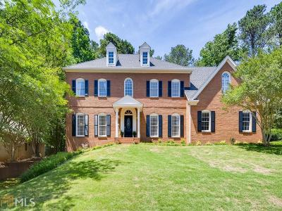 Cobb County Single Family Home For Sale: 3207 Powers Ford
