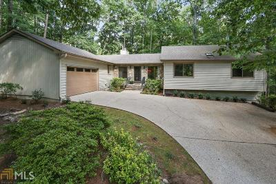 Single Family Home For Sale: 2564 Woodland Path