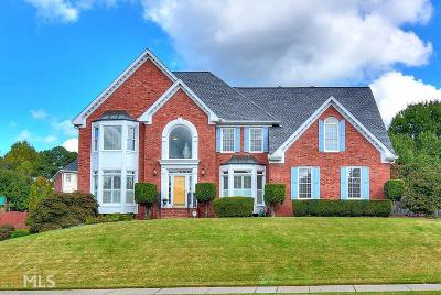 Single Family Home For Sale: 5415 Broadgreen Dr