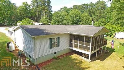 Elbert County, Franklin County, Hart County Single Family Home For Sale: 51 Norris Rd