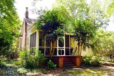 Historic Marietta Single Family Home For Sale: 359 Whitlock Ave