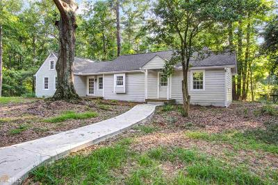 Milton Single Family Home For Sale: 15925 Birmingham Hwy