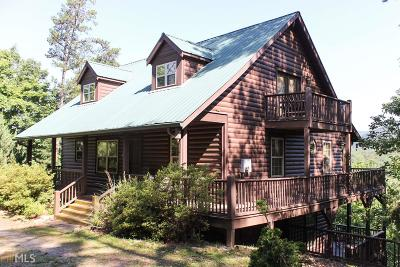 Sautee Nacoochee Single Family Home For Sale: 156 Grizzly Bear Trl