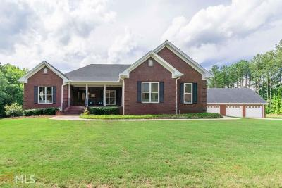 Monroe Single Family Home For Sale: 3696 Mt Carmel Church Rd