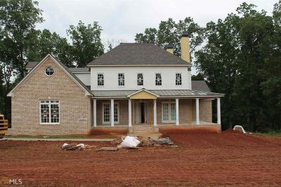 McDonough Single Family Home For Sale: 600 Elliott Rd