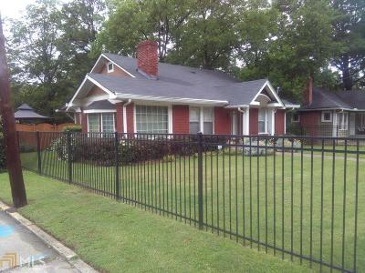 Dekalb County Single Family Home For Sale: 2064 Ridgedale Rd