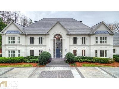 atlanta Single Family Home For Sale: 70 Finch Forest Trl