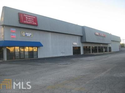 Jonesboro Commercial For Sale: 8557 Tara Blvd