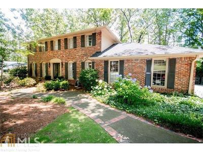 Dekalb County Single Family Home For Sale: 5393 Seaton Way