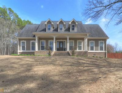 Conyers Single Family Home For Sale: 4121 Haralson Mill Rd