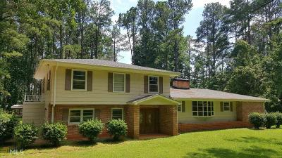 Hartwell Single Family Home For Sale: 1084 Elrod Ferry Rd