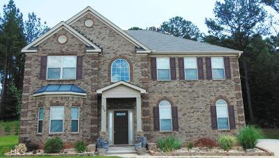 Stockbridge Single Family Home For Sale: 560 Aerial Ave