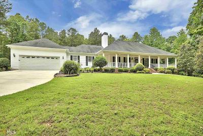 Senoia Single Family Home For Sale: 205 Nixon Rd