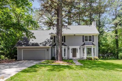 Fulton County Single Family Home For Sale: 1820 Ledieu Rd