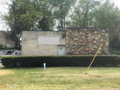 Atlanta Commercial Lease For Lease: 6067 New Peachtree Rd