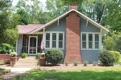 Madison Single Family Home For Sale: 640 N Main St