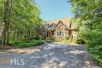 Rabun County Single Family Home For Sale: 112 Alex Mountain Dr