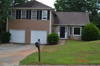 Dekalb County Single Family Home Back On Market: 4857 Fenbrook Dr